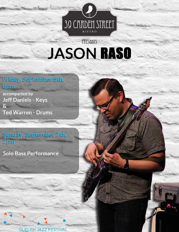Jason Raso Guelph Jazz for web