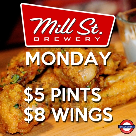Mill Street Monday