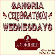 Sangria wednesdays square