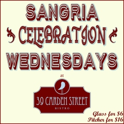 Sangria wednesdays square